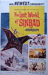 LOST WORLD OF SINBAD, THE @ FilmPosters.com