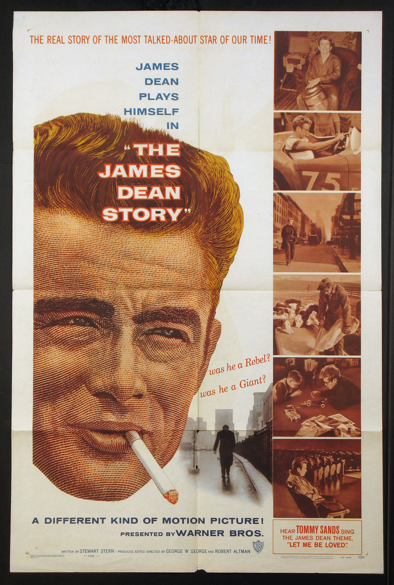 JAMES DEAN STORY @ FilmPosters.com