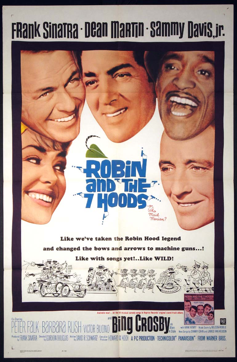 ROBIN AND THE SEVEN HOODS (Robin and the 7 Hoods) @ FilmPosters.com