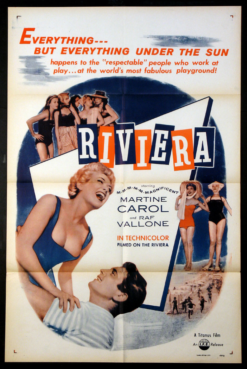 RIVIERA @ FilmPosters.com