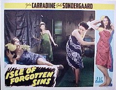 ISLE OF FORGOTTEN SINS @ FilmPosters.com