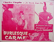 BURLESQUE ON CARMEN @ FilmPosters.com