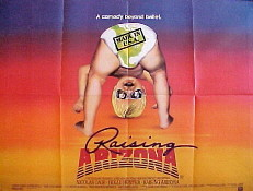 RAISING ARIZONA @ FilmPosters.com