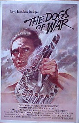 DOGS OF WAR, THE @ FilmPosters.com