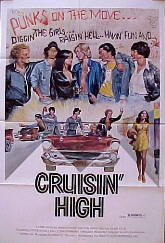 CRUISIN' HIGH @ FilmPosters.com