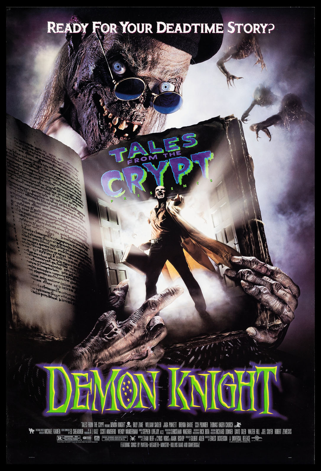 DEMON KNIGHT: TALES FROM THE CRYPT @ FilmPosters.com