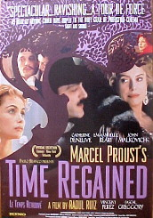 TIME REGAINED (Marcel Proust's) @ FilmPosters.com