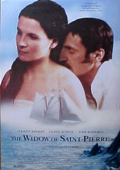 WIDOW OF SAINT-PIERRE @ FilmPosters.com