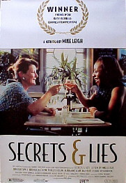 SECRETS AND LIES @ FilmPosters.com