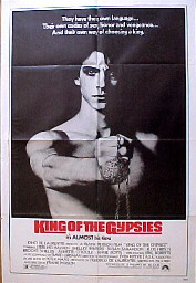 KING OF THE GYPSIES @ FilmPosters.com