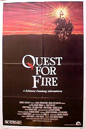 QUEST FOR FIRE @ FilmPosters.com