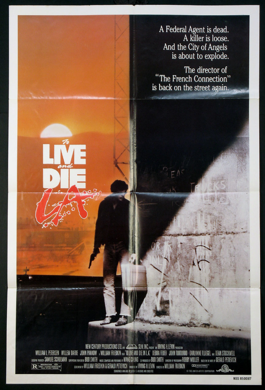 TO LIVE AND DIE IN L.A. @ FilmPosters.com