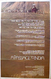 PASSAGE TO INDIA @ FilmPosters.com