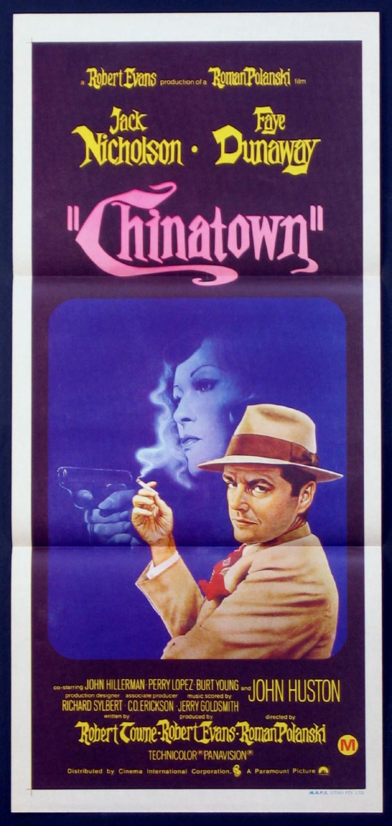 CHINATOWN @ FilmPosters.com
