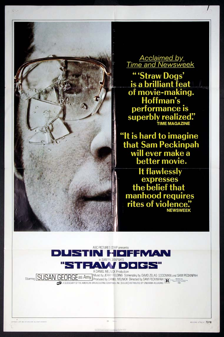 STRAW DOGS @ FilmPosters.com