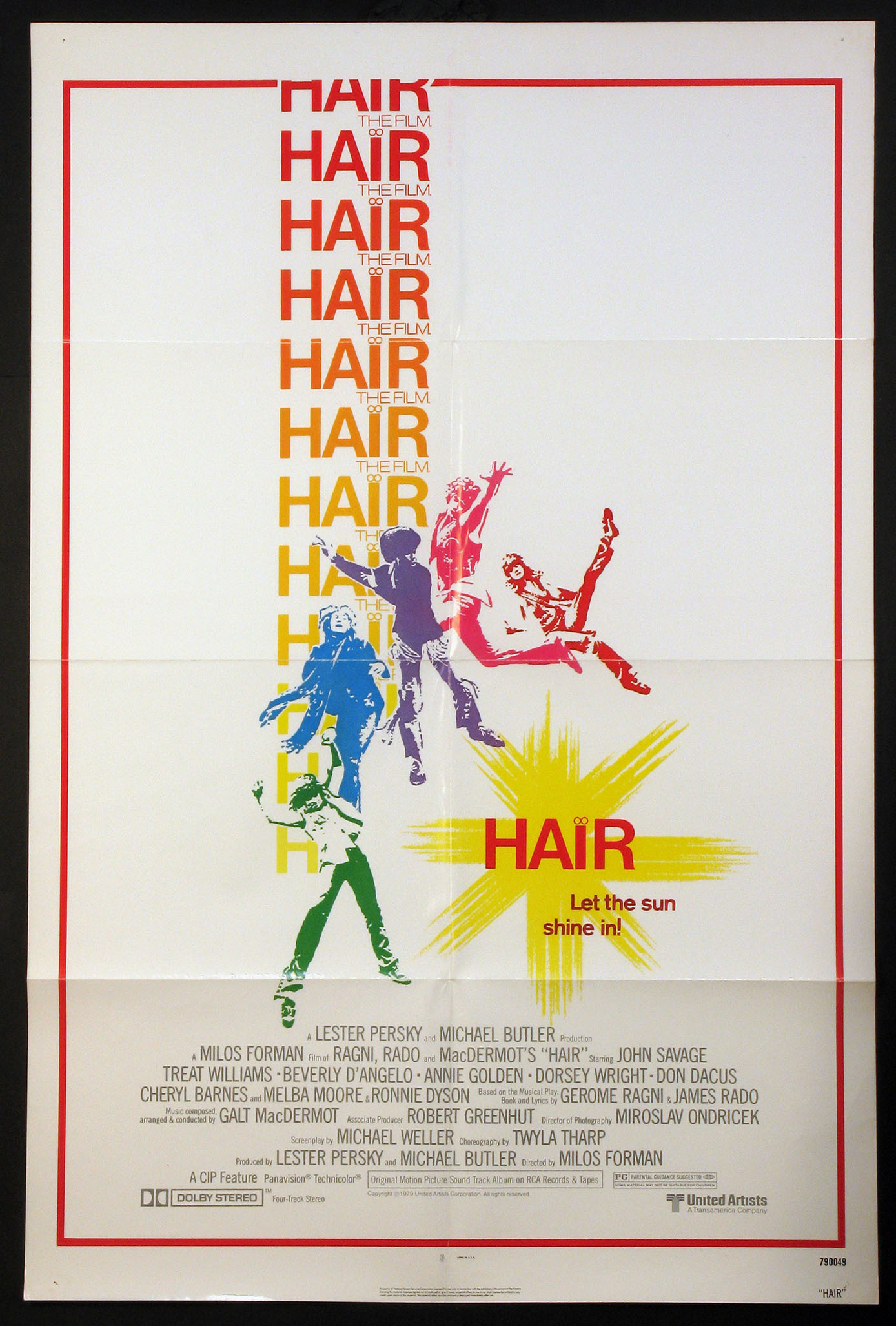 HAIR @ FilmPosters.com
