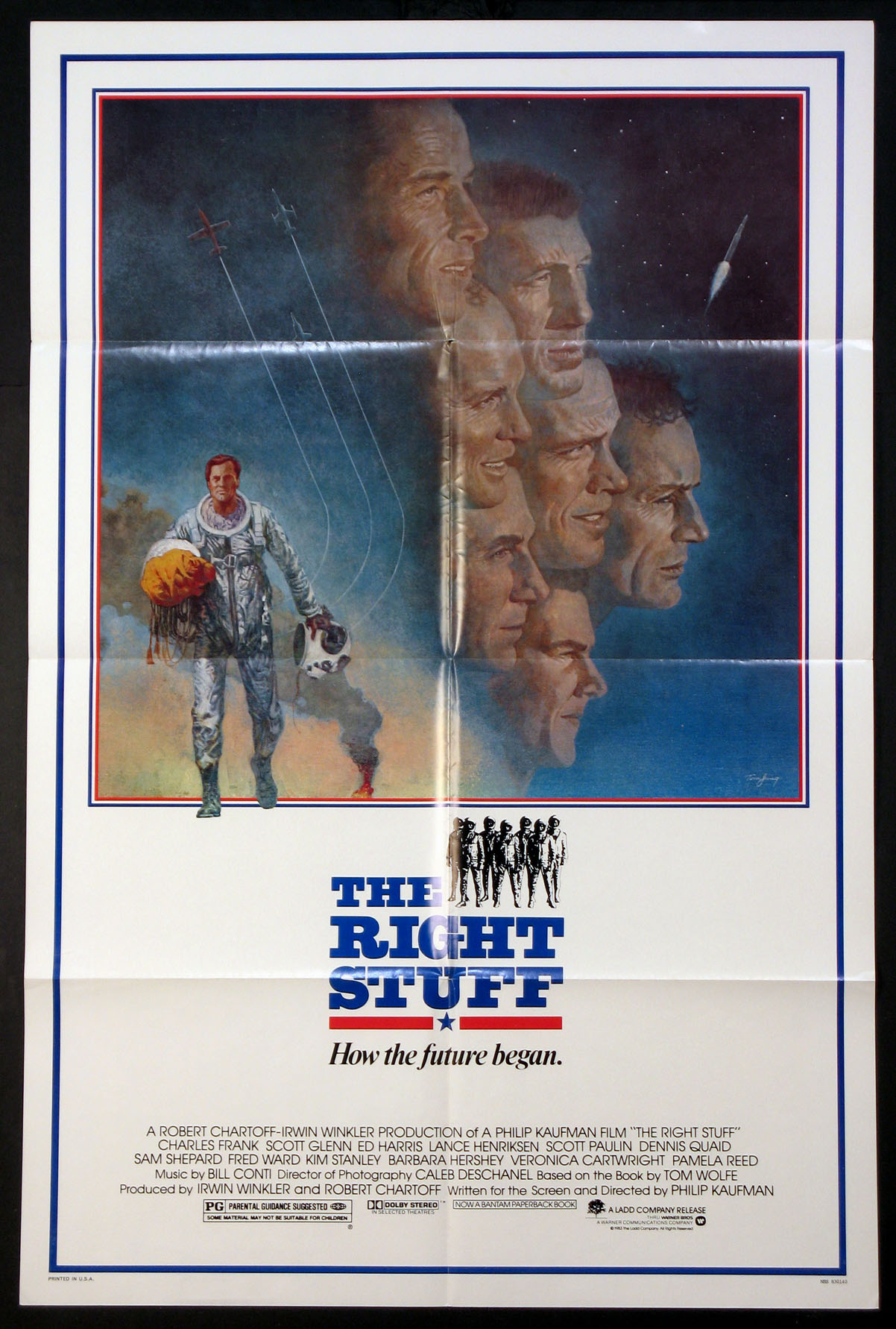 RIGHT STUFF, THE (The Right Stuff) @ FilmPosters.com