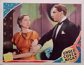UNDER COVER OF NIGHT @ FilmPosters.com