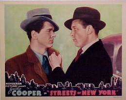 STREETS OF NEW YORK @ FilmPosters.com