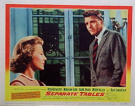 SEPARATE TABLES @ FilmPosters.com