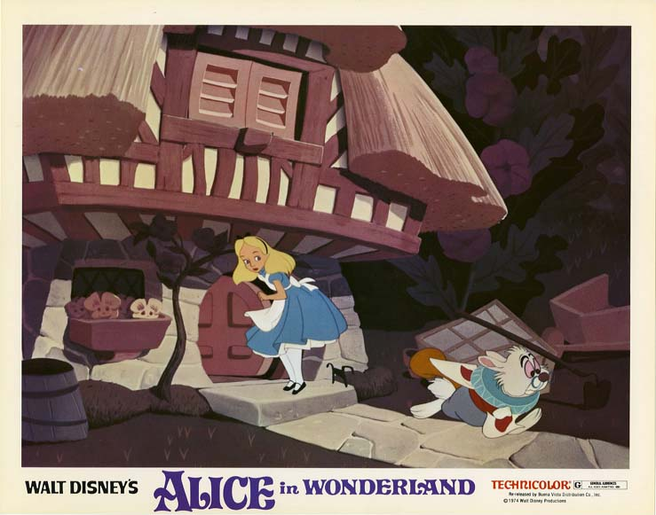 ALICE IN WONDERLAND @ FilmPosters.com