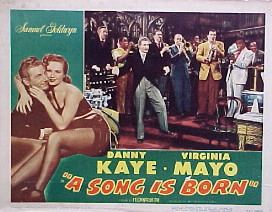 SONG IS BORN, A @ FilmPosters.com