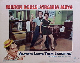 ALWAYS LEAVE THEM LAUGHING @ FilmPosters.com