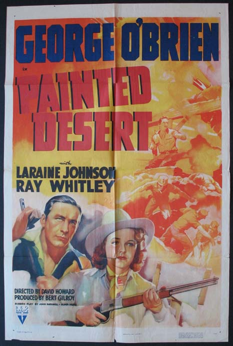 PAINTED DESERT, THE @ FilmPosters.com