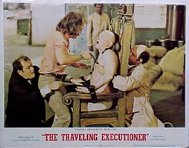 TRAVELING EXECUTIONER @ FilmPosters.com