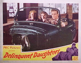 DELINQUENT DAUGHTERS @ FilmPosters.com