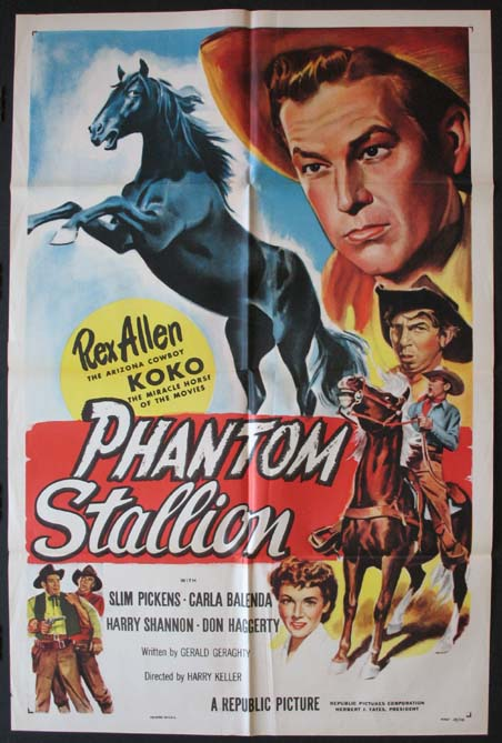 PHANTOM STALLION, THE @ FilmPosters.com