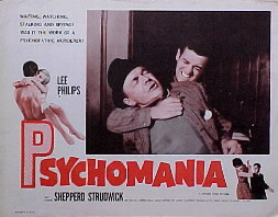 PSYCHOMANIA @ FilmPosters.com
