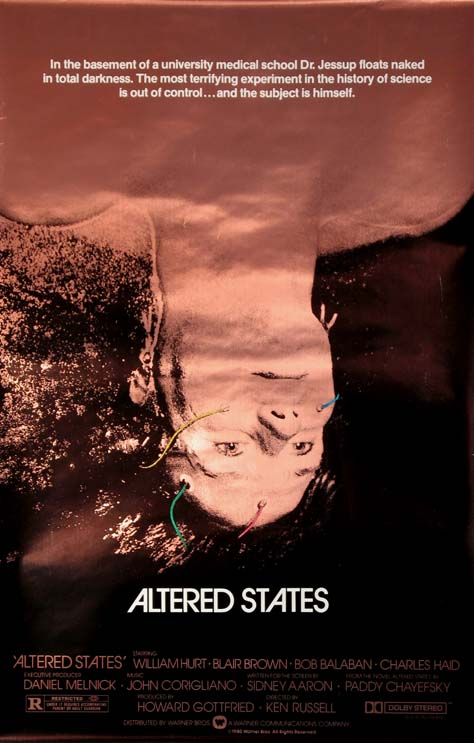 ALTERED STATES @ FilmPosters.com