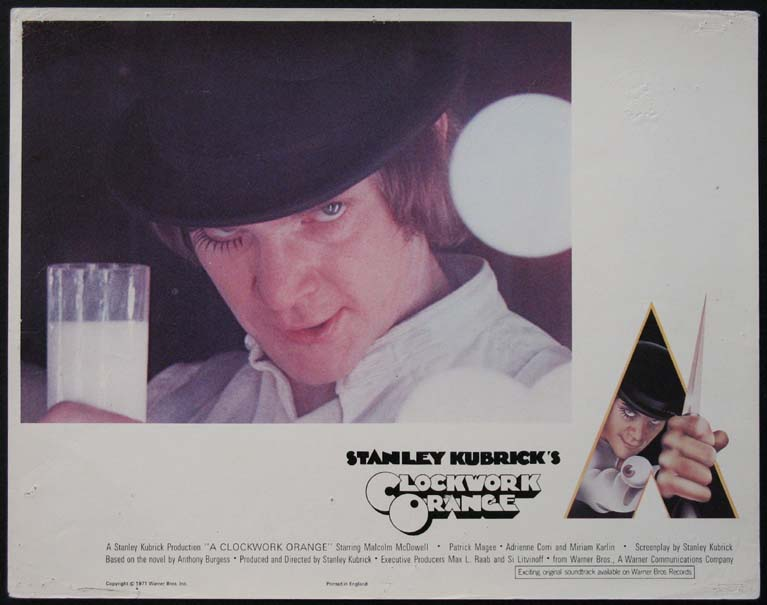 CLOCKWORK ORANGE, A @ FilmPosters.com