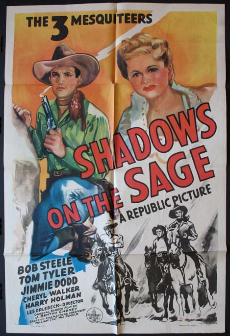 SHADOWS ON THE SAGE @ FilmPosters.com