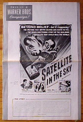 SATELLITE IN THE SKY @ FilmPosters.com