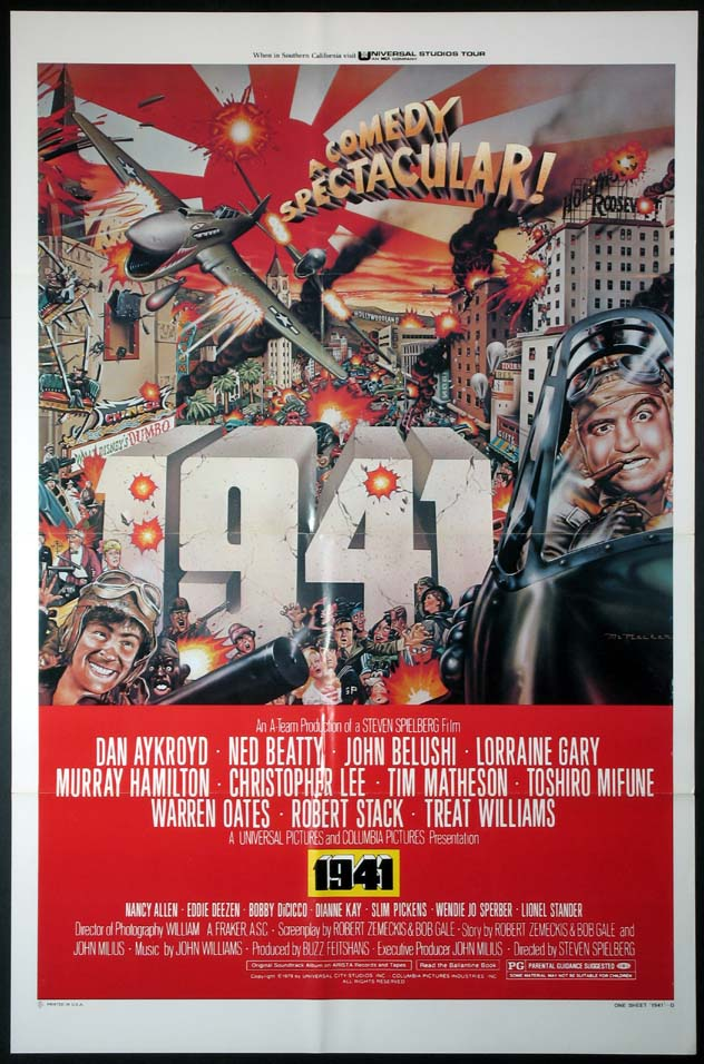 NINETEEN FORTY-ONE (1941) @ FilmPosters.com