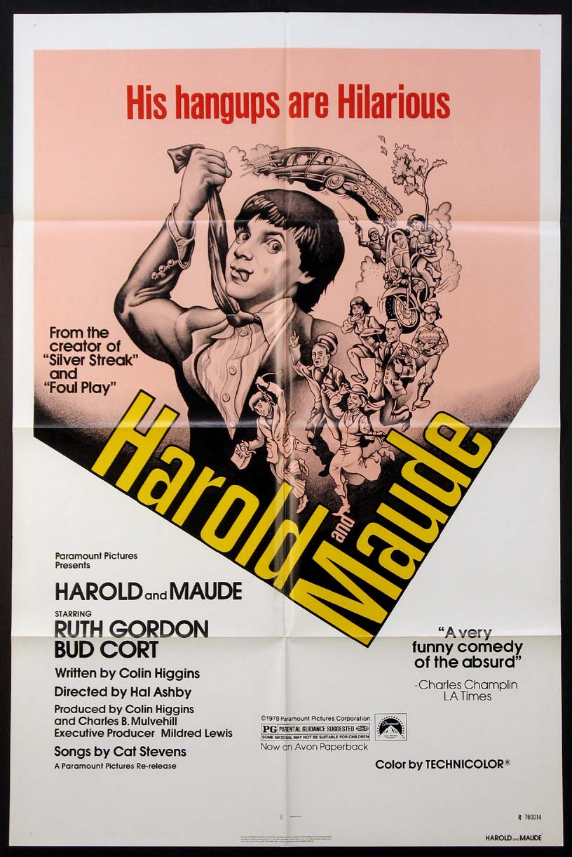 HAROLD AND MAUDE @ FilmPosters.com