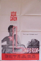 L-SHAPED ROOM, THE (The L Shaped Room) @ FilmPosters.com