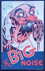BIG NOISE, THE @ FilmPosters.com
