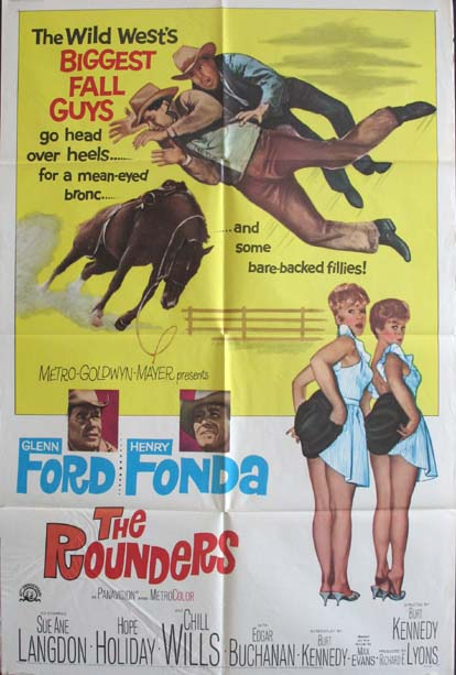 ROUNDERS, THE @ FilmPosters.com
