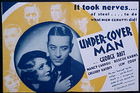 UNDER-COVER MAN (Undercover Man) @ FilmPosters.com