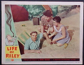 LIFE OF RILEY @ FilmPosters.com