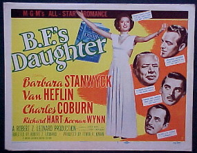 B.F.'S DAUGHTER (BF's Daughter) @ FilmPosters.com