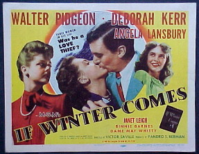 IF WINTER COMES @ FilmPosters.com
