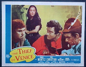 THIEF OF VENICE @ FilmPosters.com