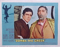 ZORBA THE GREEK @ FilmPosters.com