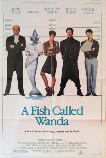 FISH CALLED WANDA, A @ FilmPosters.com