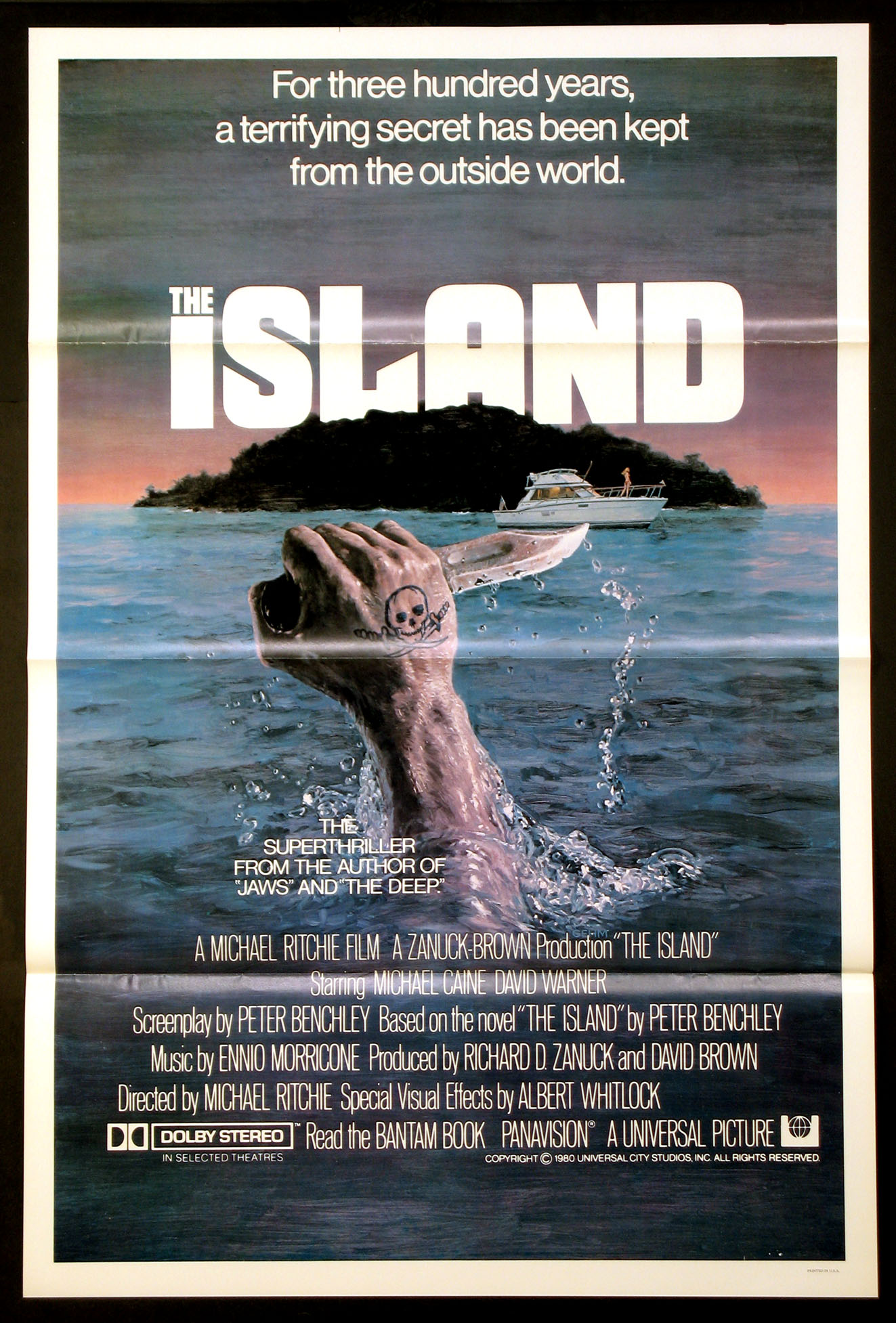 ISLAND, THE (The Island) @ FilmPosters.com