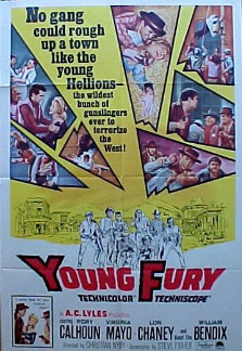 YOUNG FURY @ FilmPosters.com